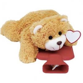 Plyšový medvedík s termo poduškou