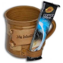 Hrnček na kávičku pre ženy