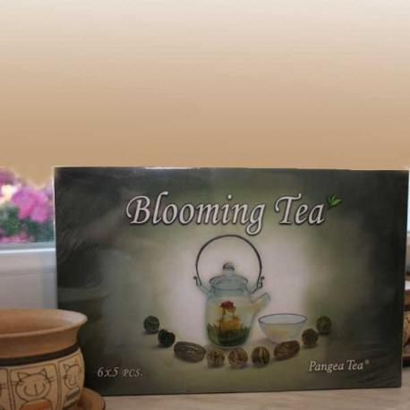 Kolekcia kvitnúcich čajov 30 kusov